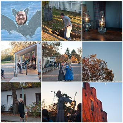 Hallow's Eve at the Ohio Historical Victorian Village